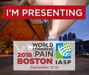 IMI-PainCare at IASP in Boston
